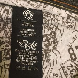 Jeans - Eight 732 Jeans